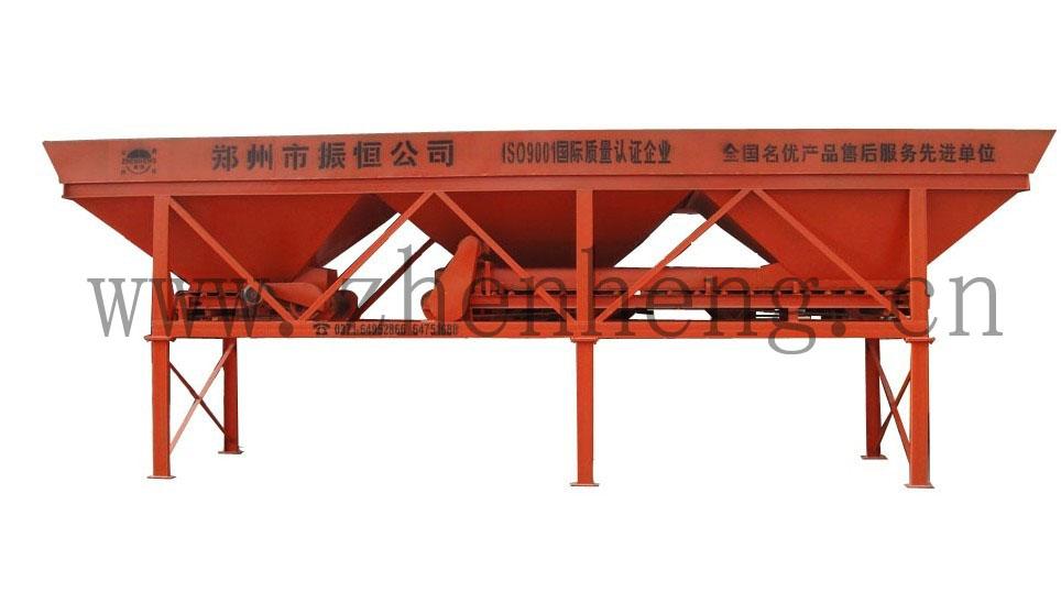 混凝土配料机PLD三仓