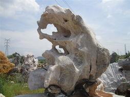 大型太湖石