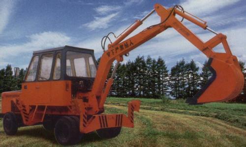多功能小型挖掘机