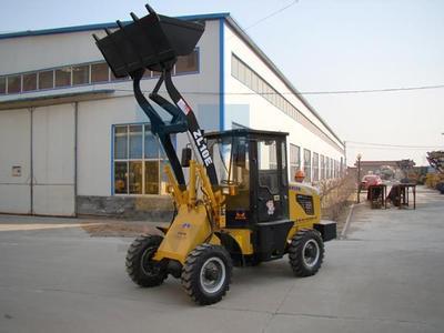 小型轮式装载机