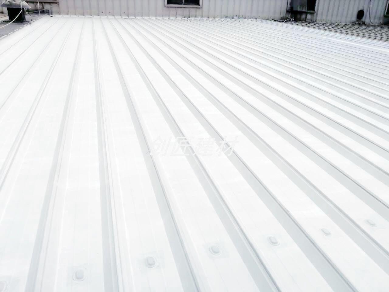 鋼結構屋面隔熱涂料