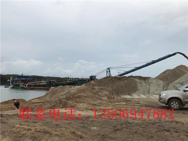 大量供应河沙、海沙等建筑沙,欢迎来电洽谈