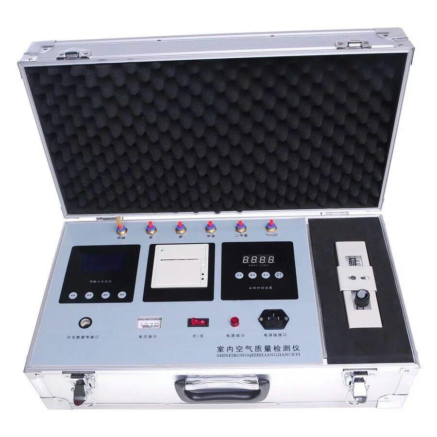 八合一甲醛检测仪器便携式高精度