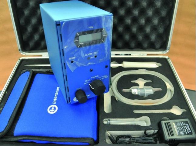 4160-19.99m型数字便携式分析仪