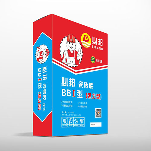 BBI型強力瓷磚膠