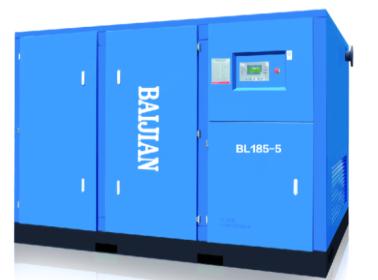 百坚BL系列低压螺杆压缩机