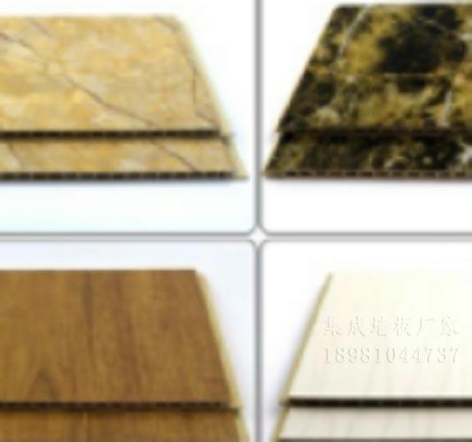貴州加厚集成墻板保溫板多種類型都可以詳情