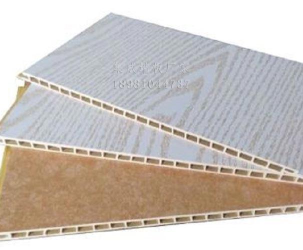 樂山集成墻板纖維水泥板多種類型都有可定制