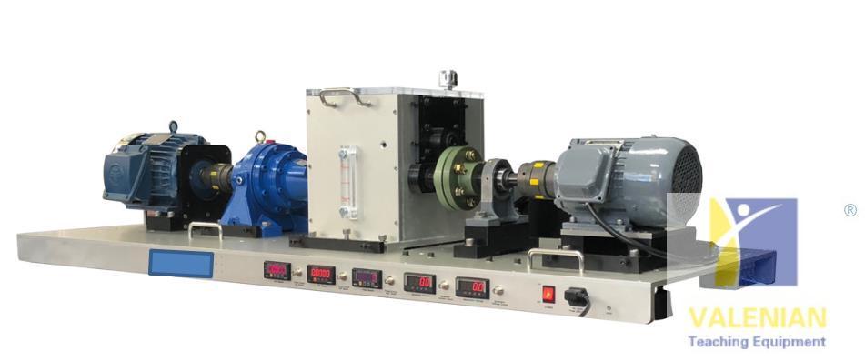 风力涡轮发电机故障模拟实验台