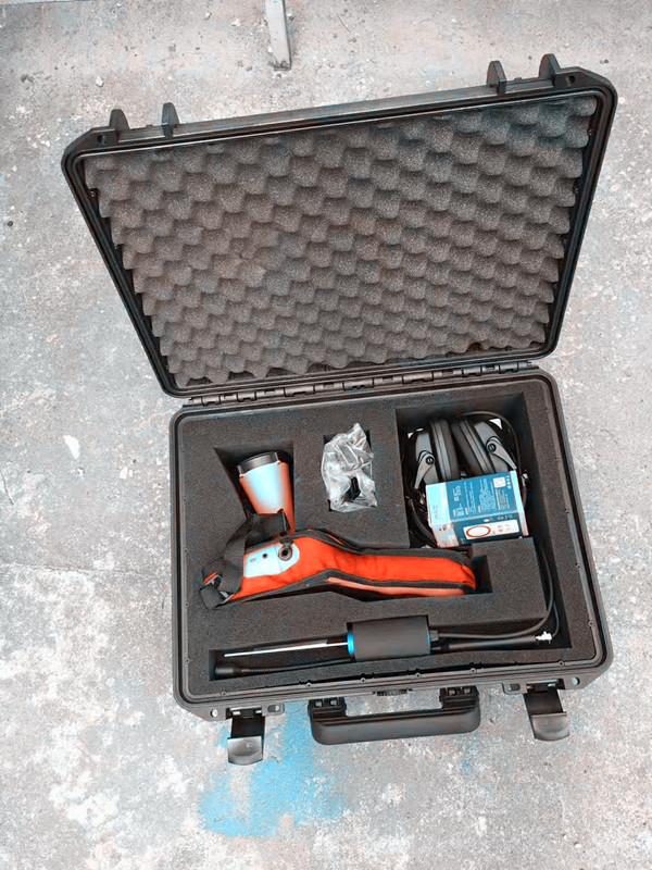 多功能压力容器检漏仪LE5500