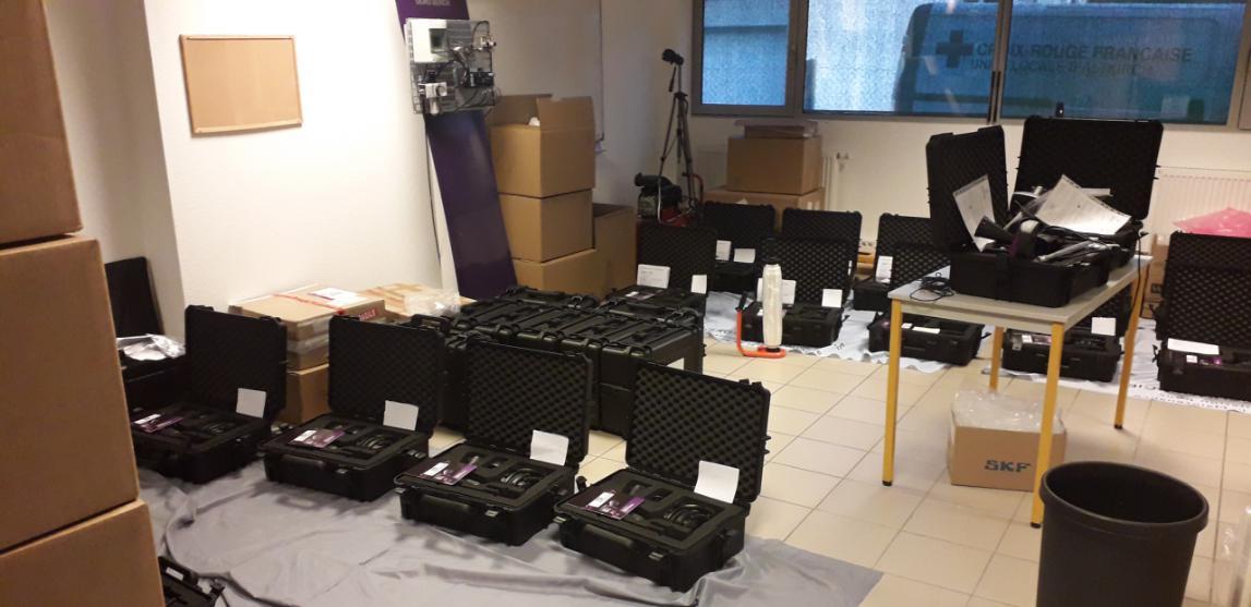 电厂特征量在线检测系统