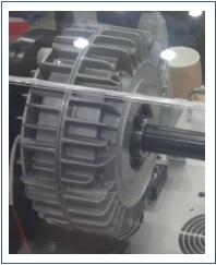 汽车变速箱试验台架