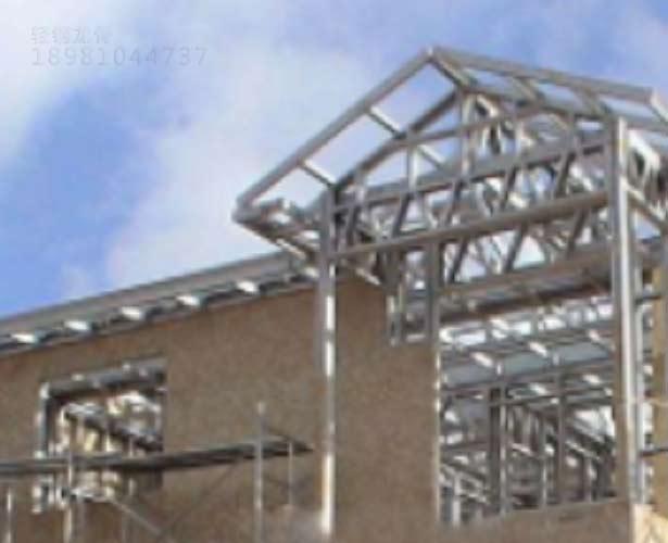 青海輕鋼別墅防潮裝飾材料詳情來電抗震別墅