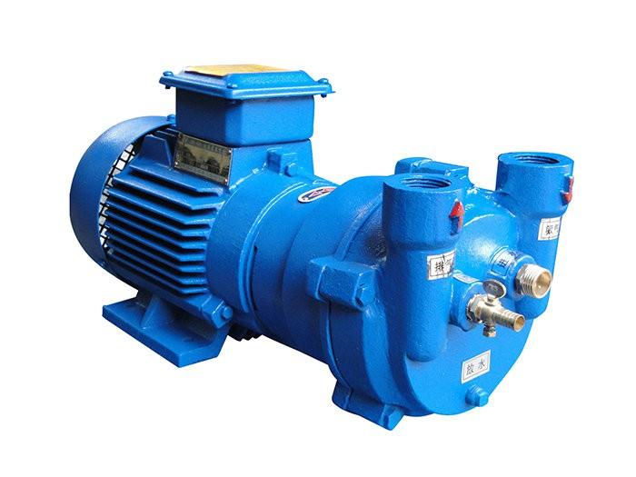 水环真空泵叶轮的修补方法