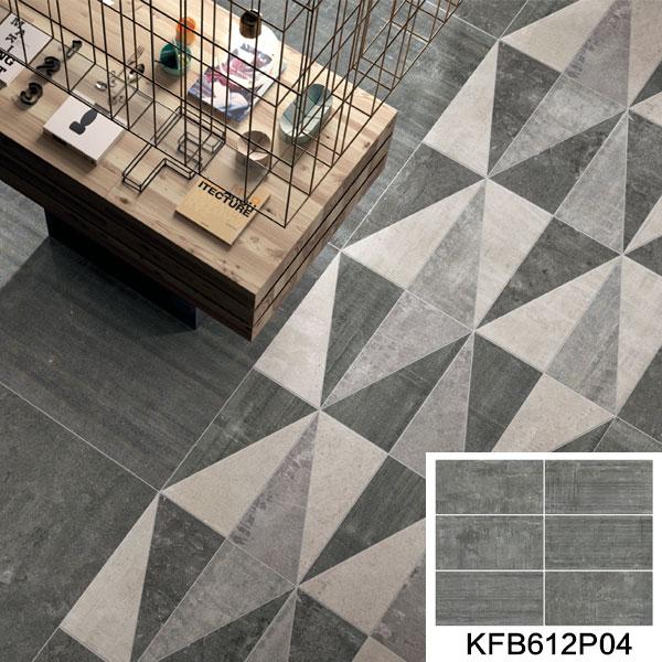 现代仿古砖 KFB612P04