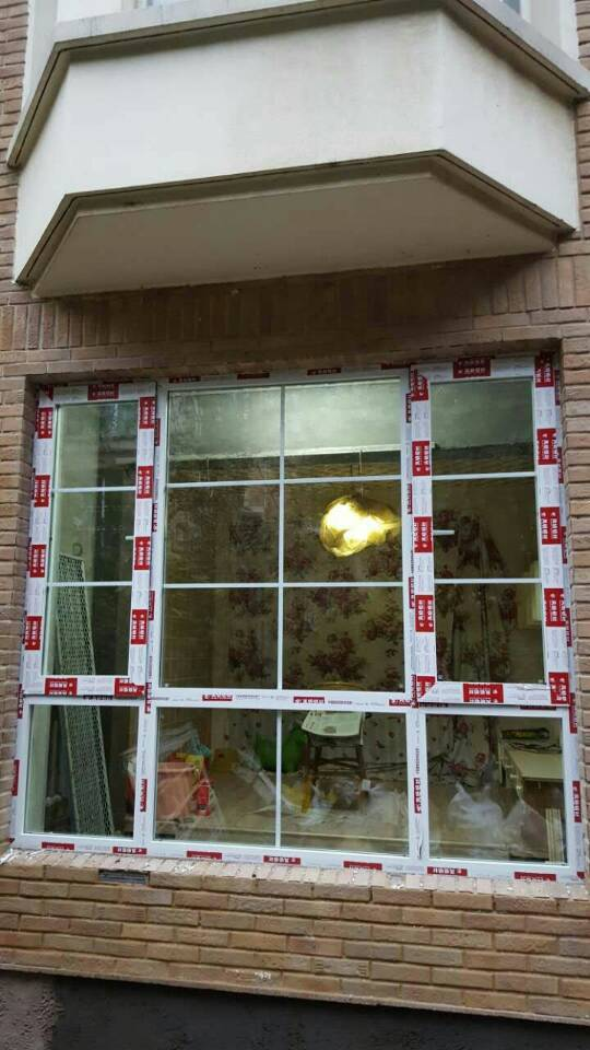 鄭州新耀55斷橋鋁系統門窗