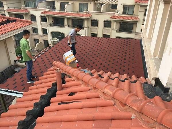郑州新耀隔热保温玻纤瓦阳光房