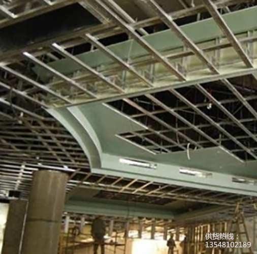 轻质轻钢龙骨青海厂价批发多种类型都有
