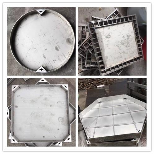 不銹鋼隱形井蓋