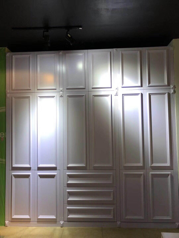 供应木塑家具 橱柜 衣柜 浴室柜 来图
