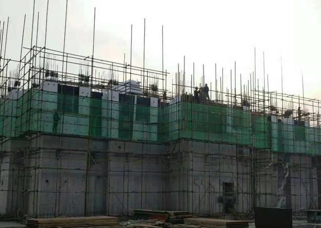 SW建筑體系,清華大學專利技術!
