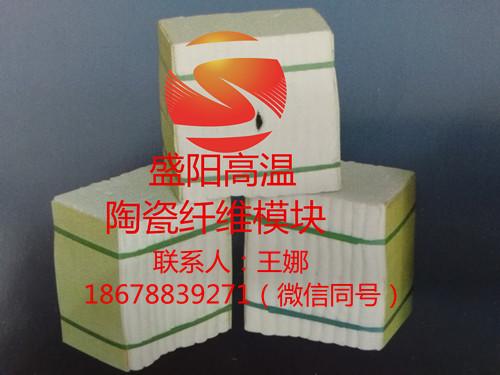 供應濟南盛陽陶瓷纖維模塊