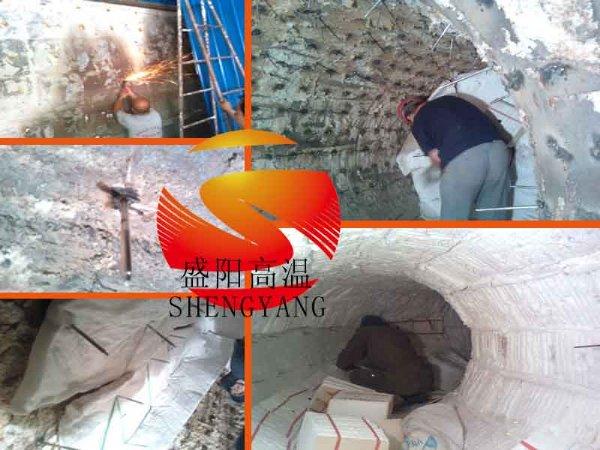 RTORCO保温棉隧道窑吊顶耐火毯硅酸铝