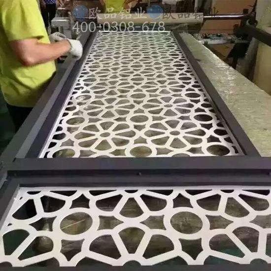 镂空铝单板欧品专业定制