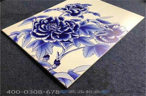 彩绘UV转印铝单板厂家定制
