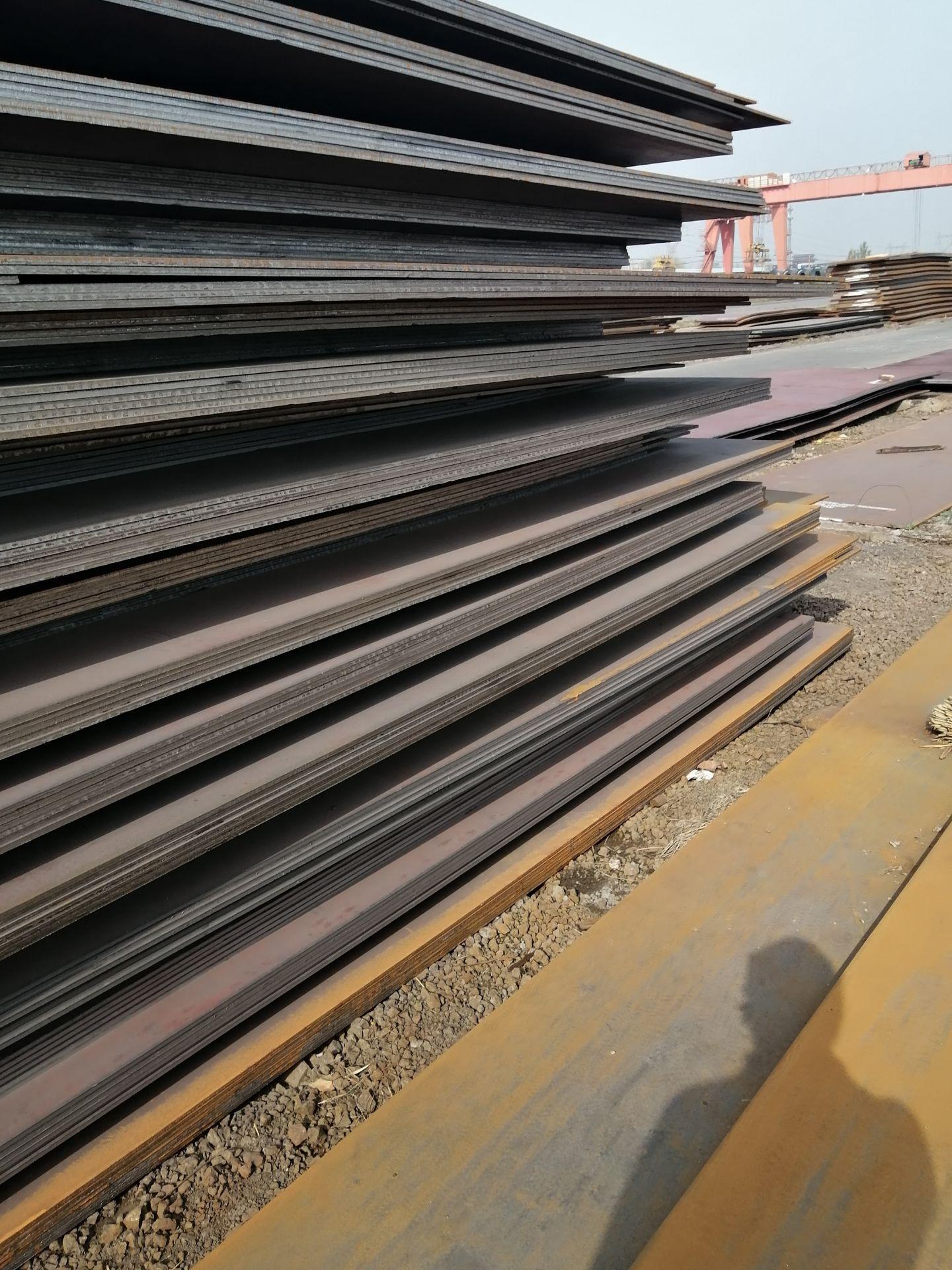 Q390GJB|Q390GJC高強度鋼板