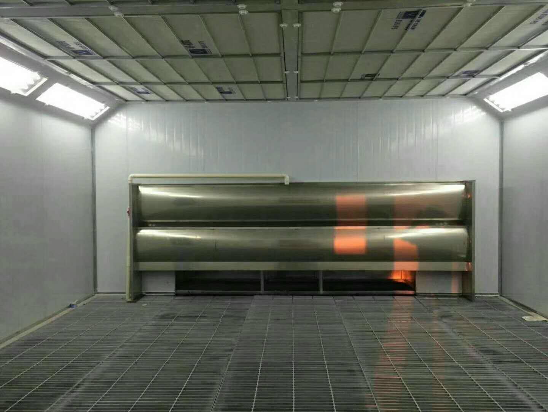 吉林环保家具烤漆房设备高温烘干房设备