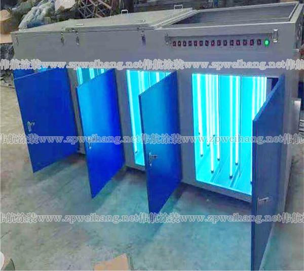 青海环保uv光氧催化设备移动伸缩房品质保