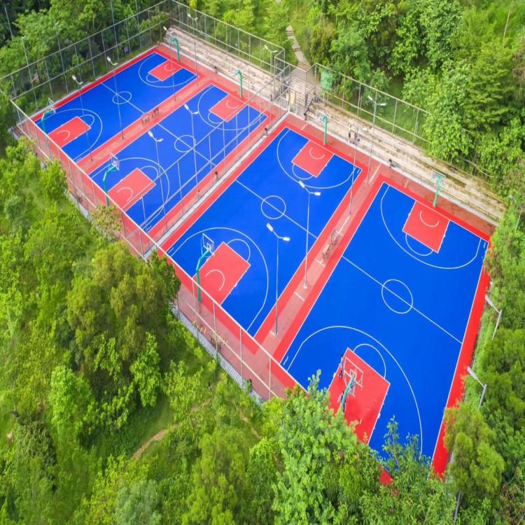 悬浮拼装地板 室外专用的运动地板