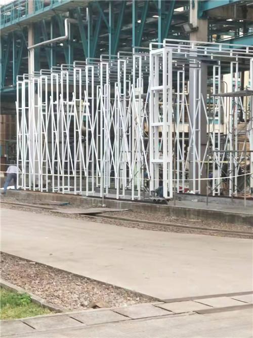 广东供应移动伸缩房设备藿香碳箱设备伟航制