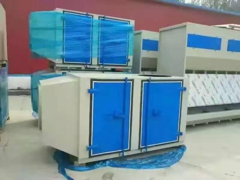 供应环保活性碳箱设备汽车烤漆房伟航制造