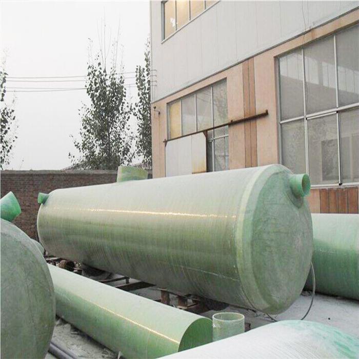 十堰2立方模压化粪池规格尺寸厂家指导