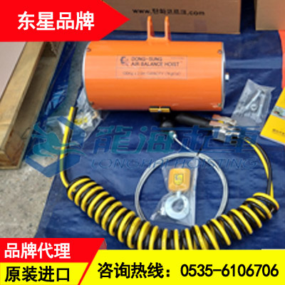 200kg东星气动平衡葫芦报价 精密设备